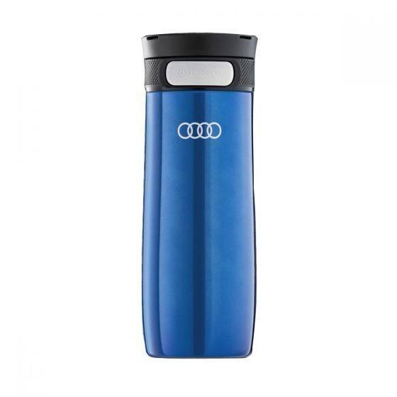Audi Mug stainless steel Blue 2.jpg